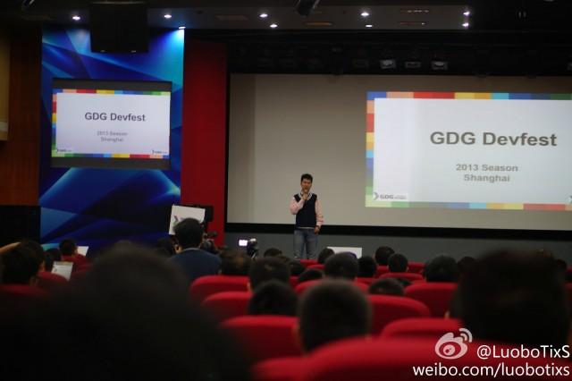 GDG DevFest
